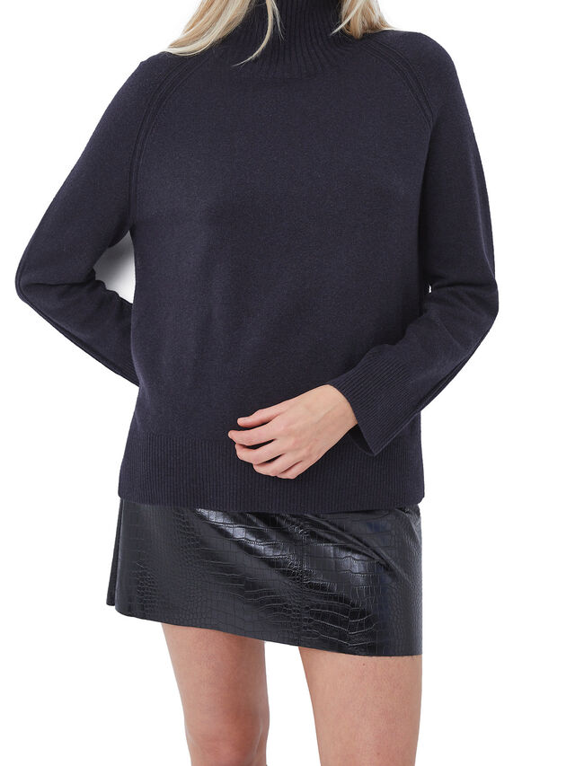 Jasper Vhari High Neck Jumper