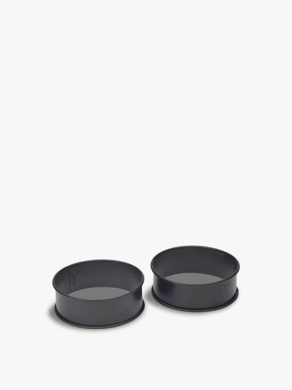 Non Stick Poachette Rings Set of Two