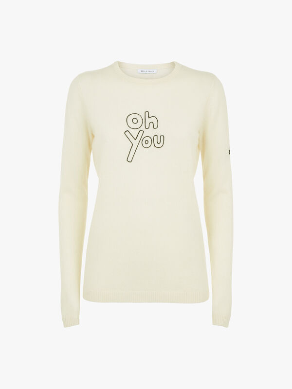 Oh You Cashmere Jumper