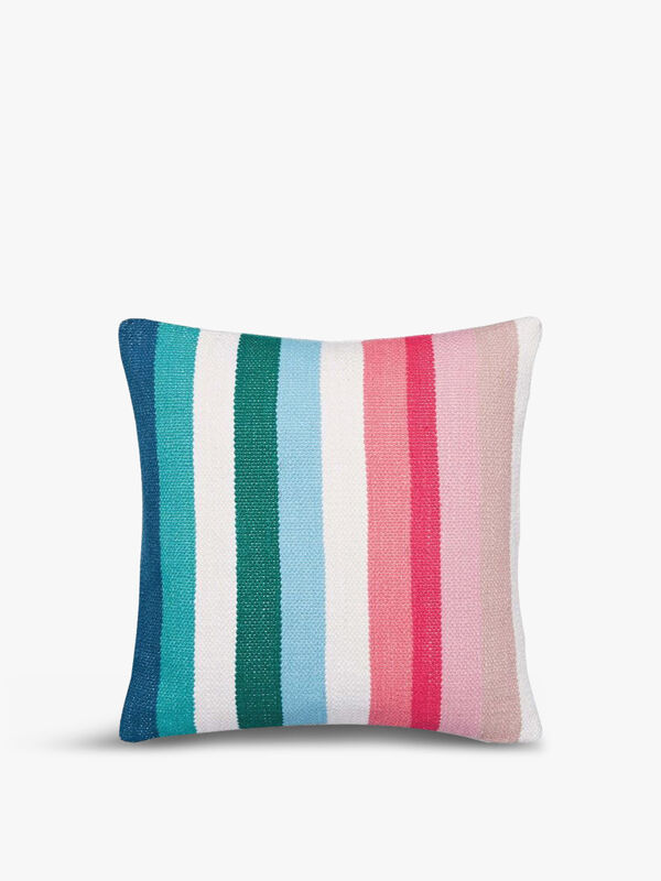 Cornish Stripe Cushion