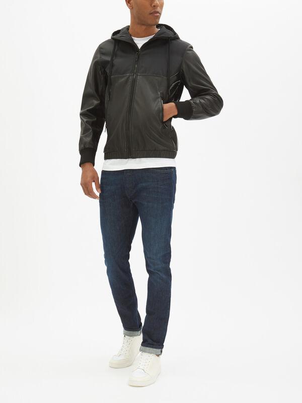 L-Carrs Leather Jacket
