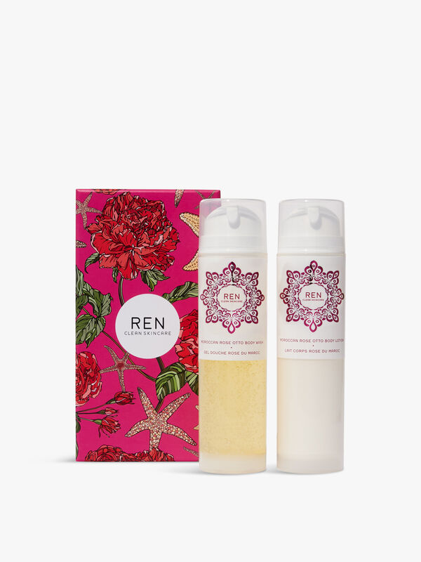 Moroccan Rose Body Duo Gift Set