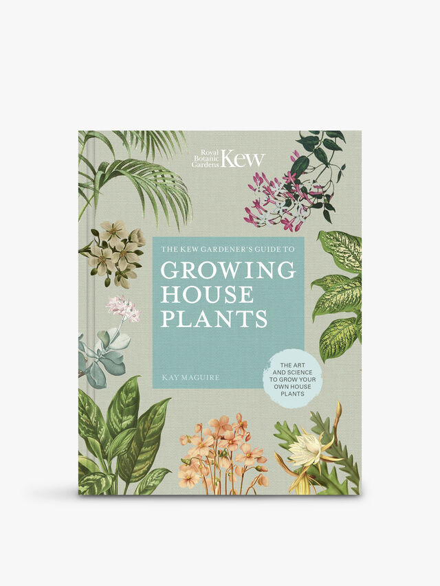 Kew Gardeners Guide To Growing House Plants