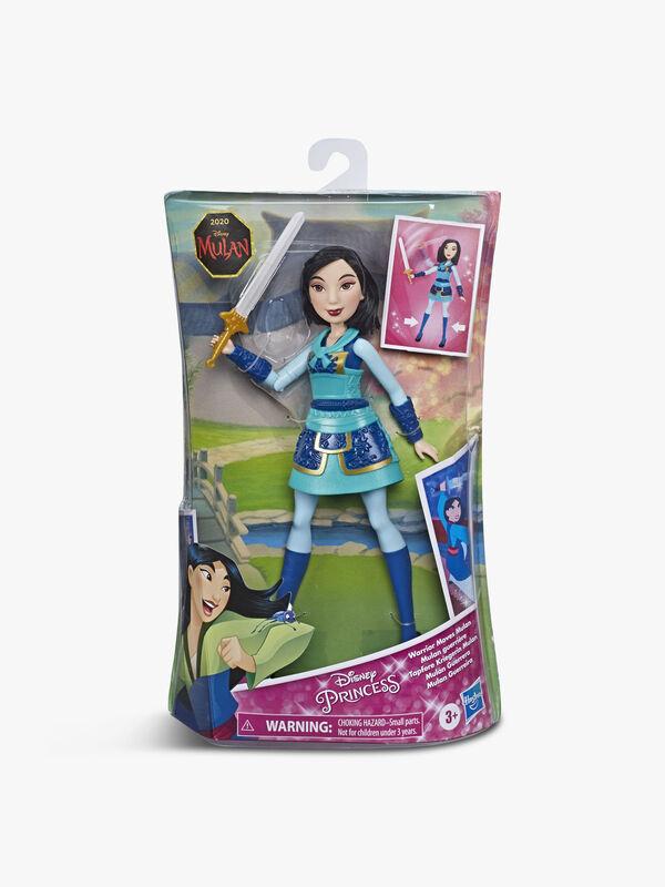 Mulan Warrior Movies Mulan Doll