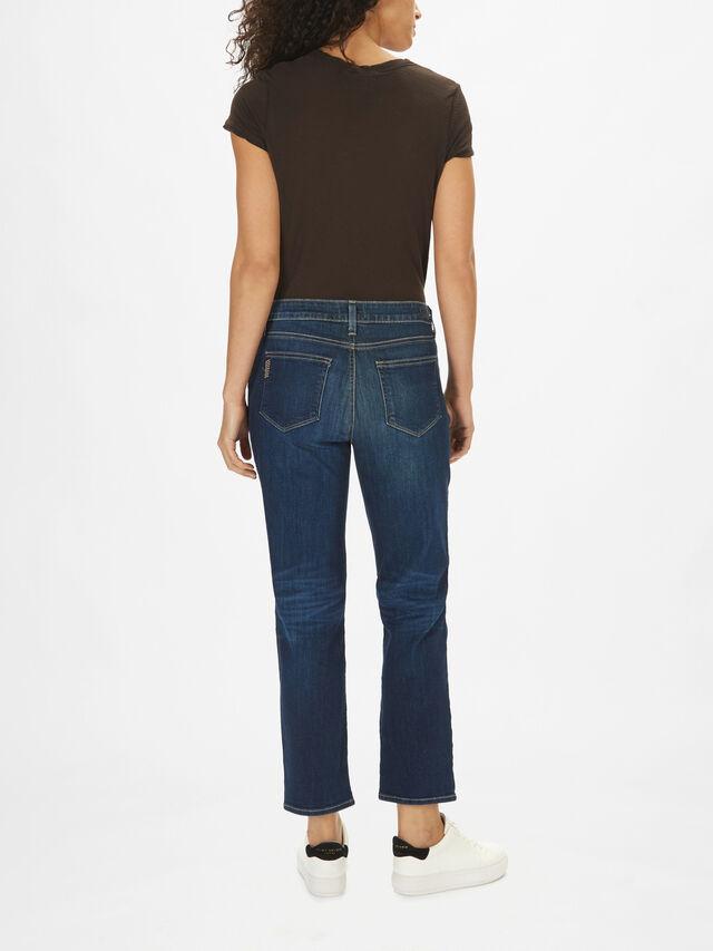 Brigitte Distressed Boyfriend Jeans