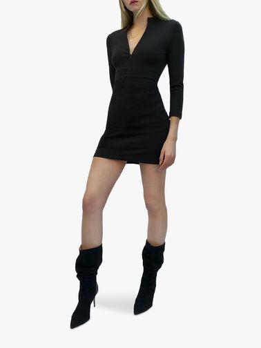 Nuria-Jersey-V-Neck-Dress-71PEK