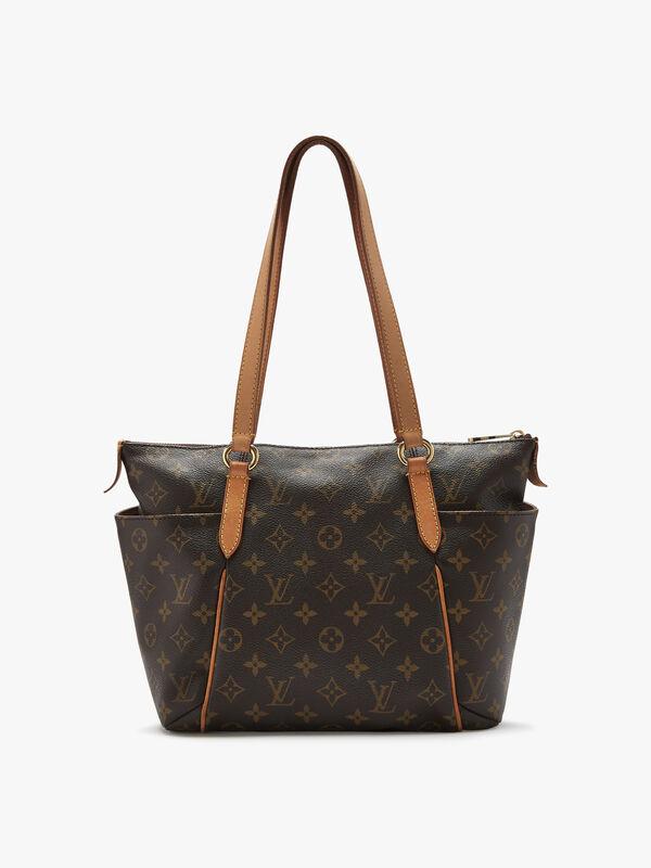 Louis Vuitton Monogram AB Totally PM