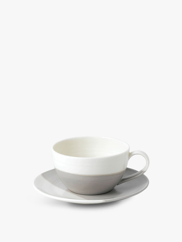 Coffee Studio Latte Cup & Saucer