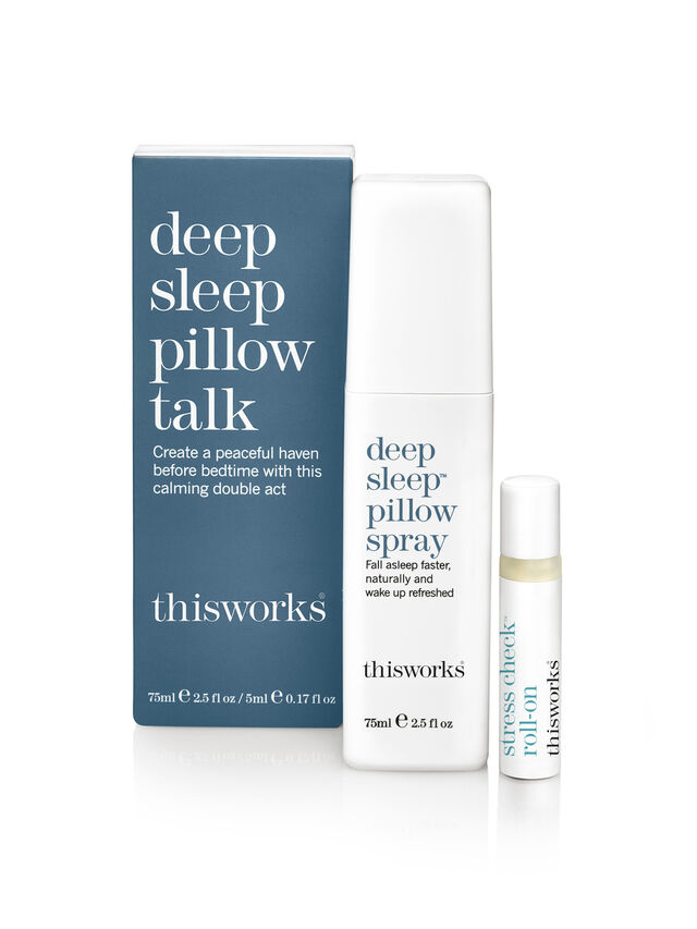 Deep Sleep Pillow Talk
