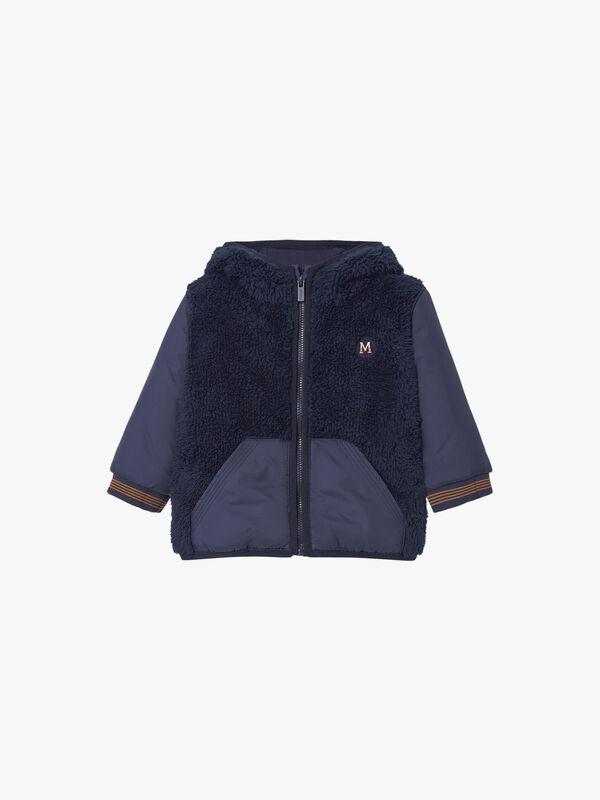 Fleece Padded Jacket