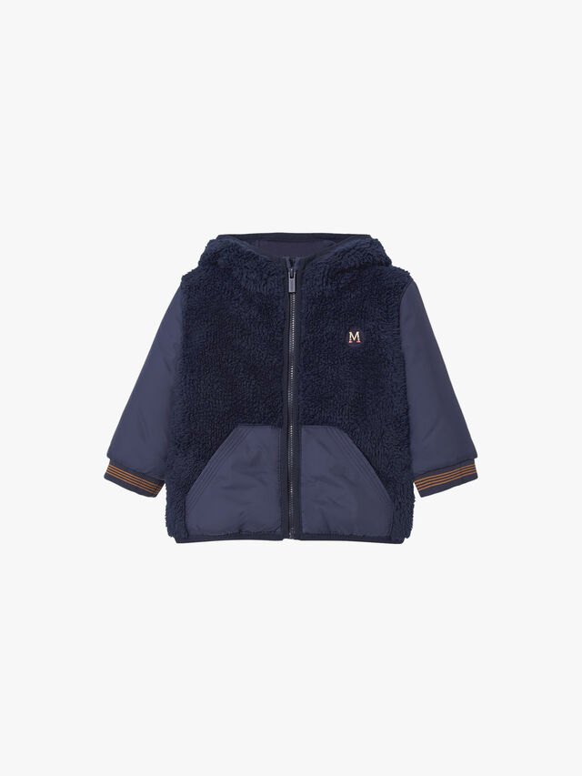 Fleece Padded Jacket