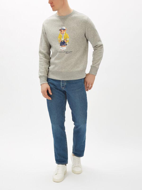 Bear Crew Sweatshirt