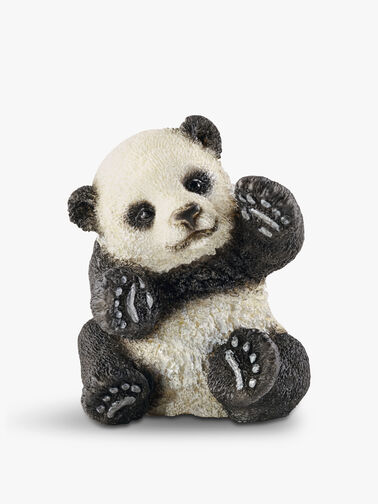 Panda Cub Playing