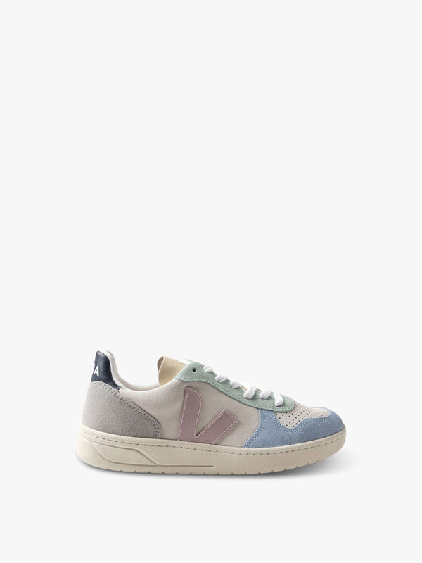 V10 Suede Trainers