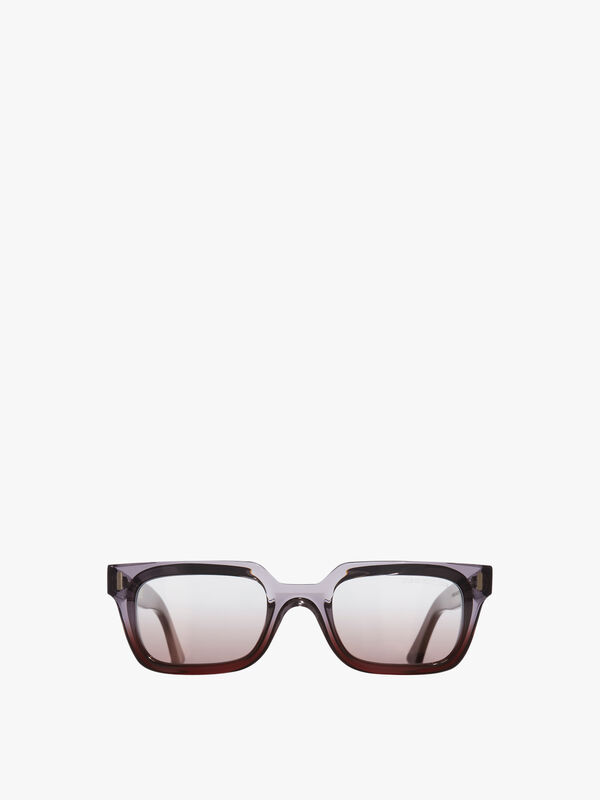 Clear Rectangle Sunglasses