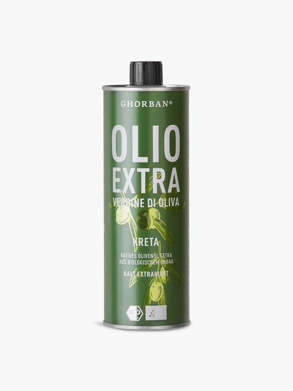 Olio Organic Extra Crete Can 500ml