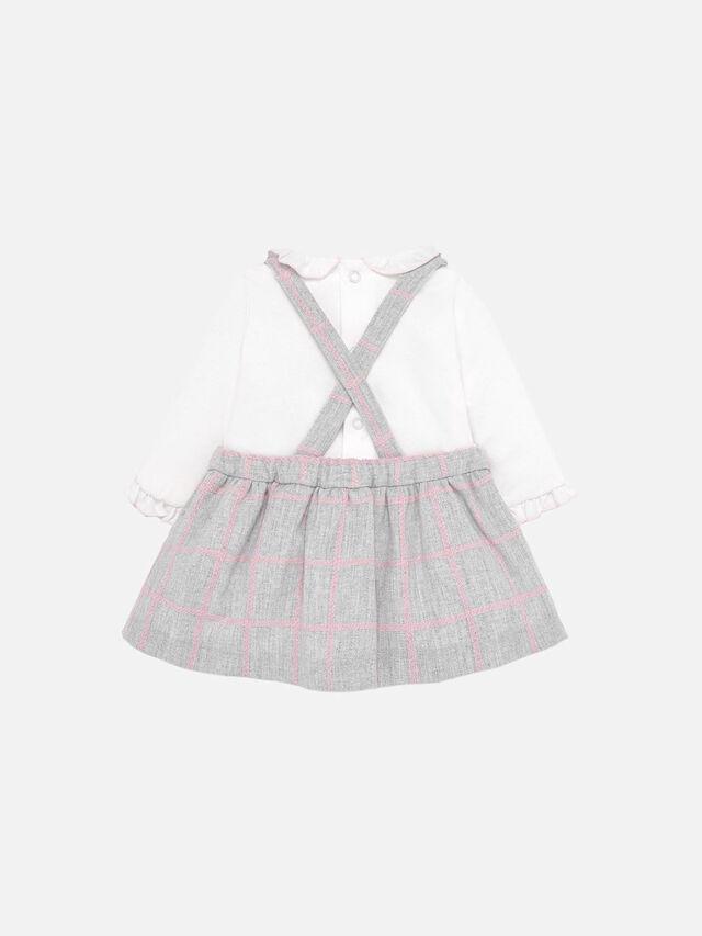 Skirt Romper Set