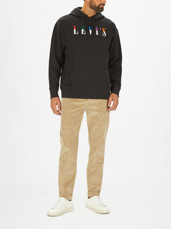 Relaxed Graphic Hoody