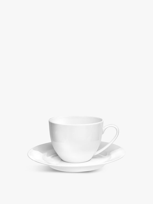 Serendipity Teacup and Saucer