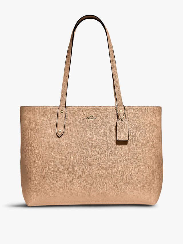 Central Zip Tote