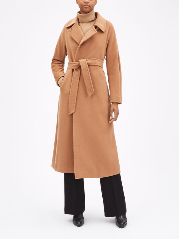 Didone Belted Coat