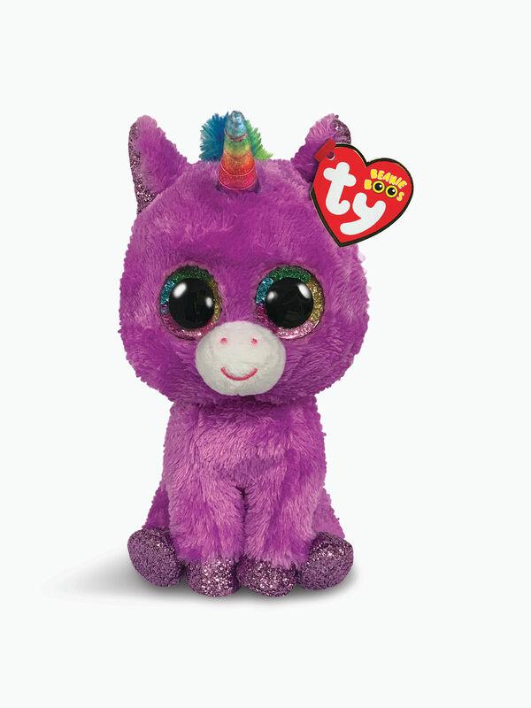 Rosette Unicorn Beanie Boos