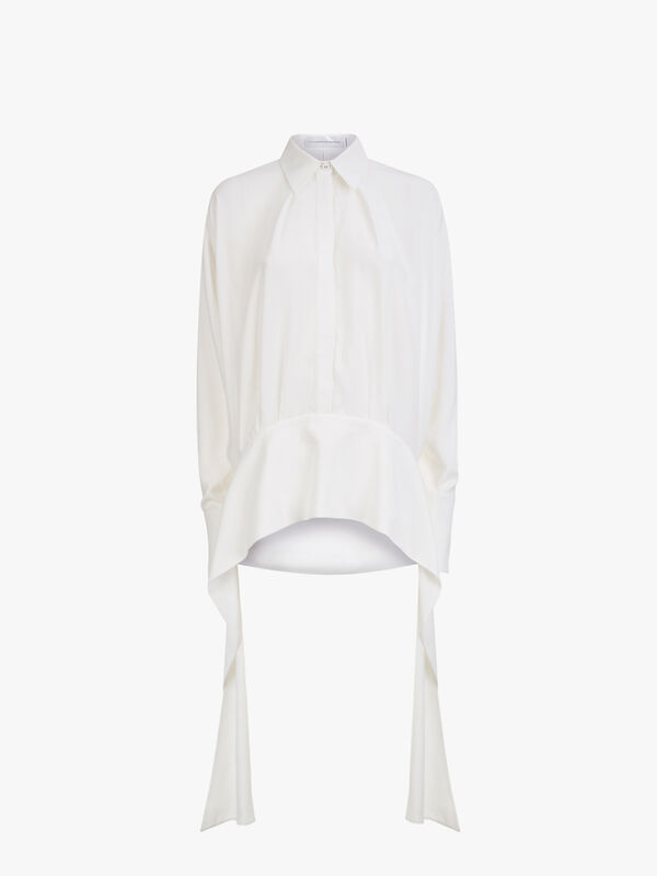 Side Tie Shirt