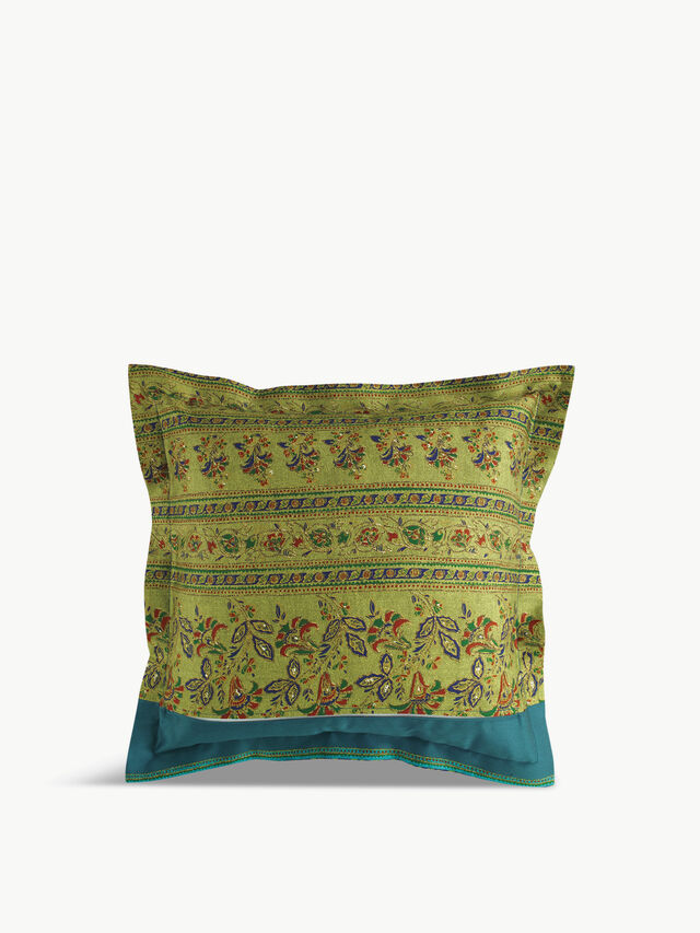 Montefano Verde Square Pillow Case