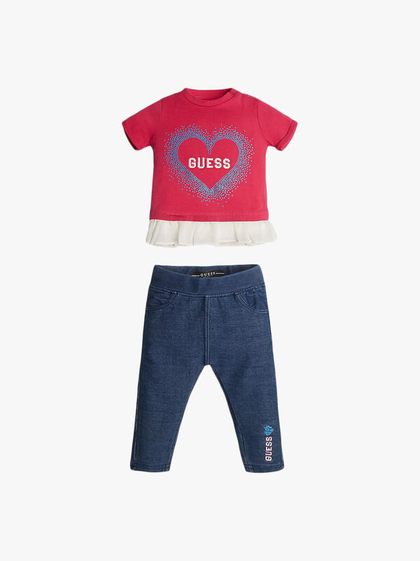 T-Shirt & Pants Set