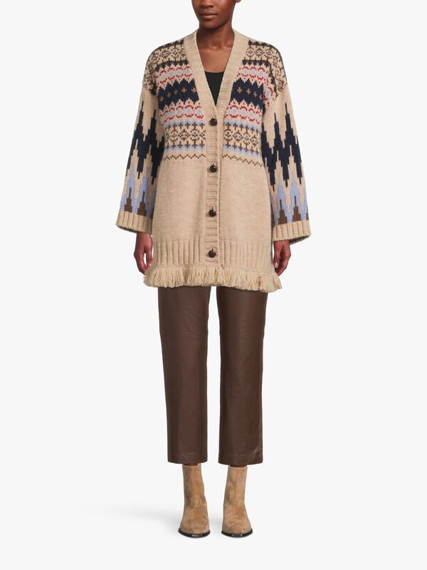 Orche OS Cardigan