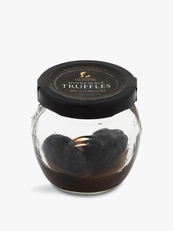 Whole Black Truffles 30g