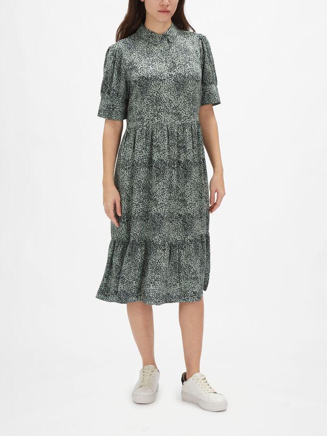 Nika Printed Dress