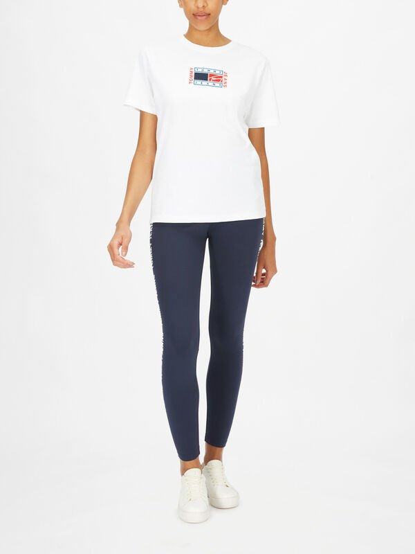 Relaxed Timeless Flag Tee