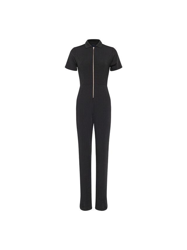 Skarlett Ribbed Jersey Jumpsuit