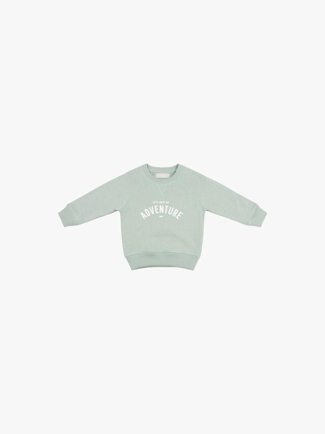 """Let's Have An Adventure"" Sweatshirt"