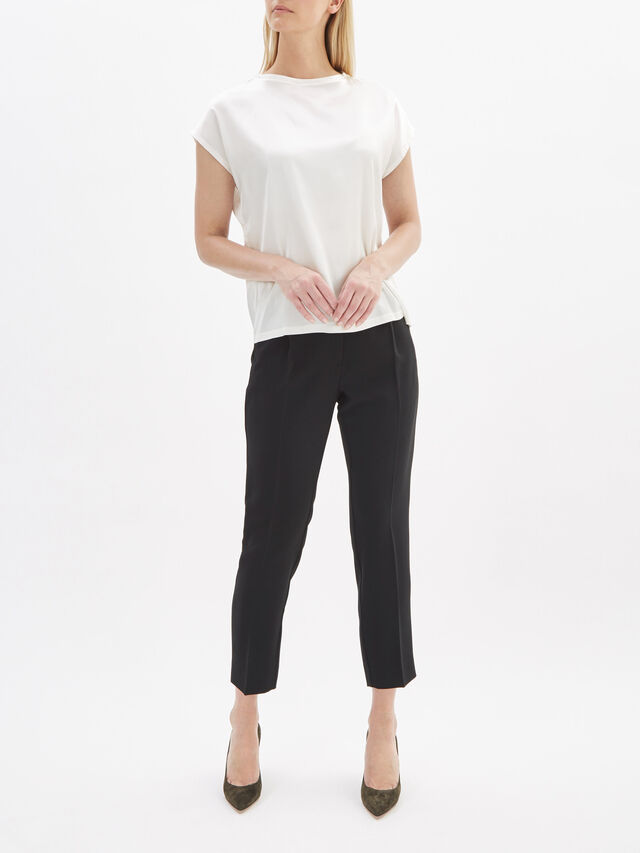 Calerno Satin Top