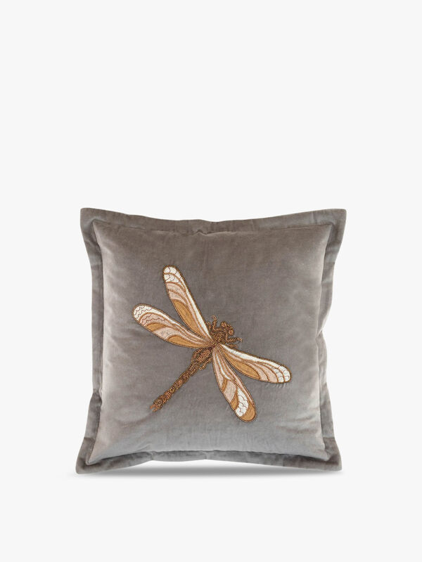 Aria Embellished Cushion