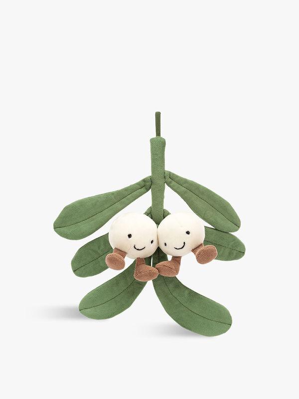 Amuseable Mistletoe