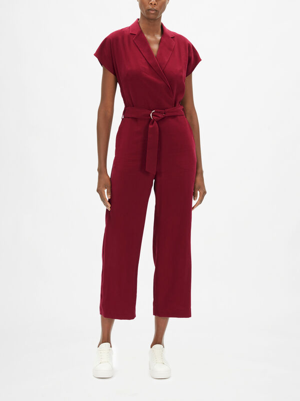 Cross Over Jumpsuit