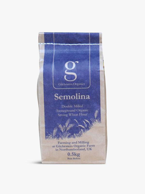 Semolina Flour 500g