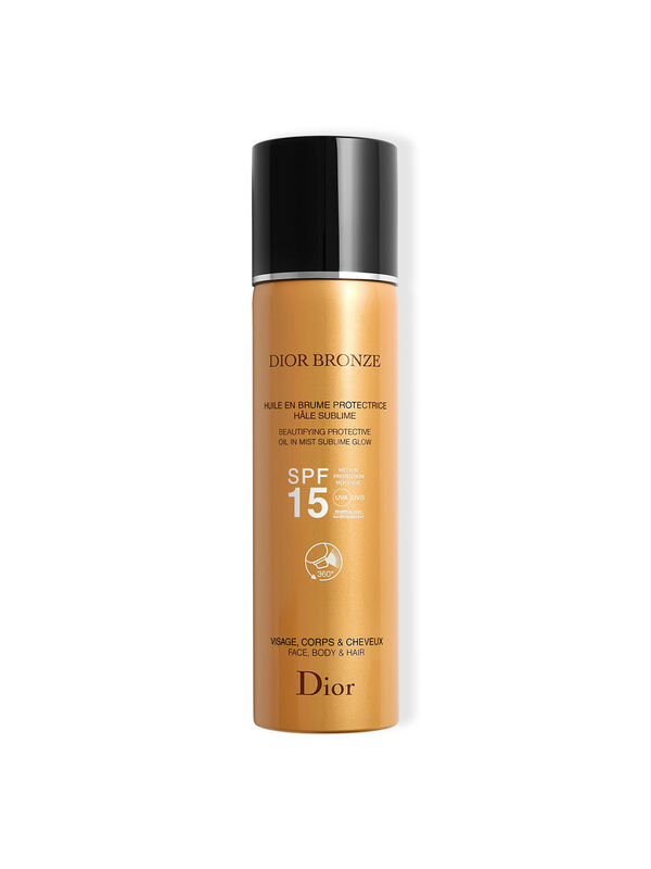 Dior Bronze Beautifying Protective Oil In Mist SPF 15 125ml