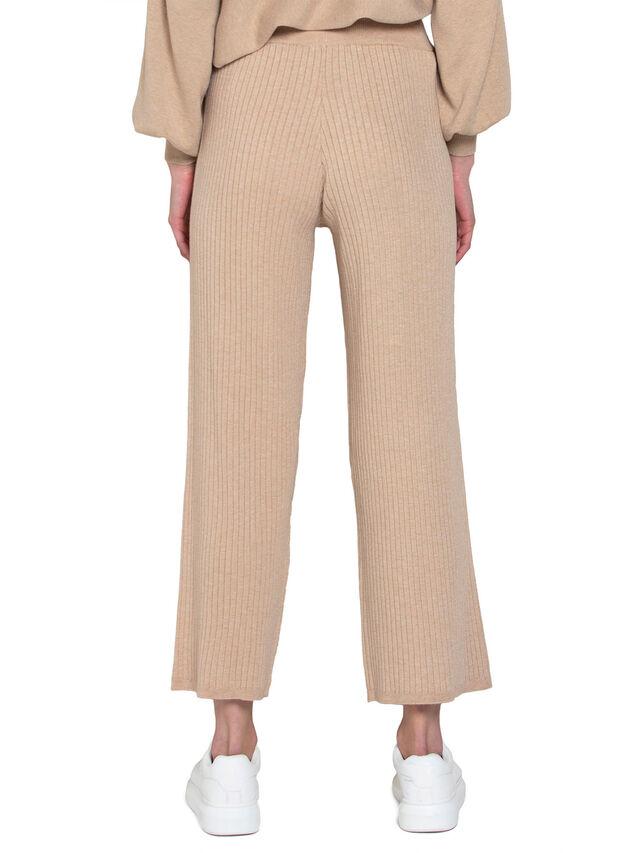 Lara Loungewear Wide Leg Knit Pant