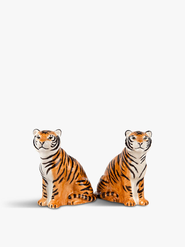 Tiger Salt & Pepper Mill