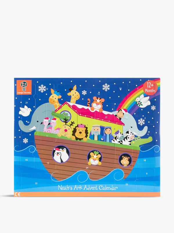 Noah's Ark Advent Calendar
