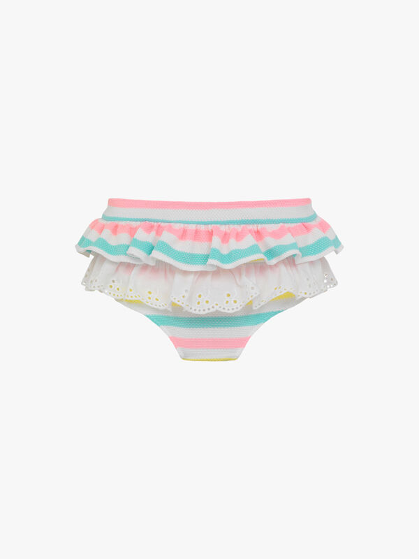Broderie Nappy Pant