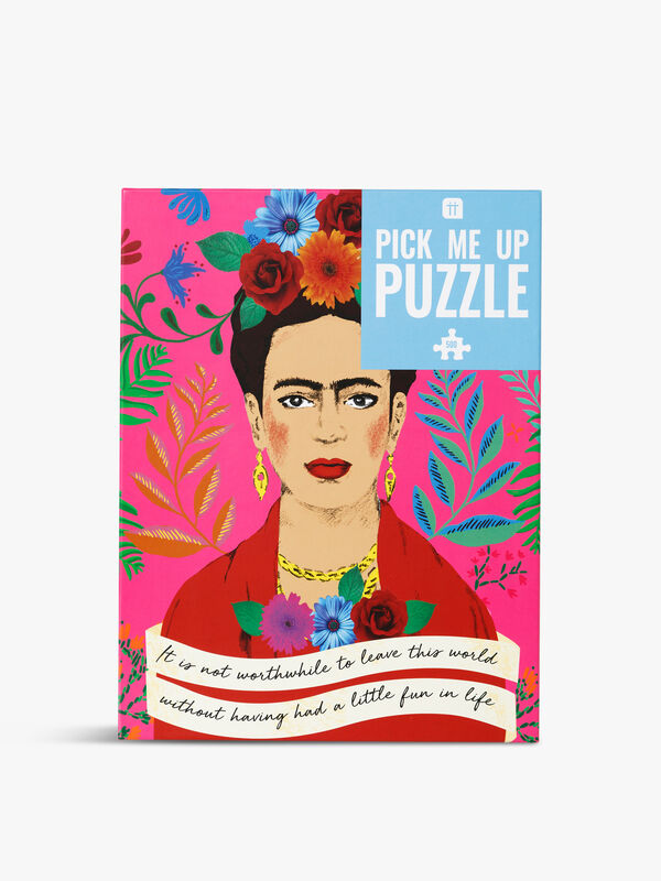 Pick Me Up Puzzle Frida