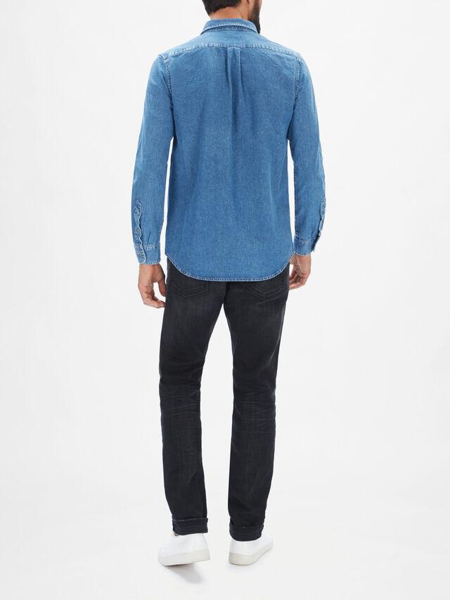 D-Billy Denim Shirt