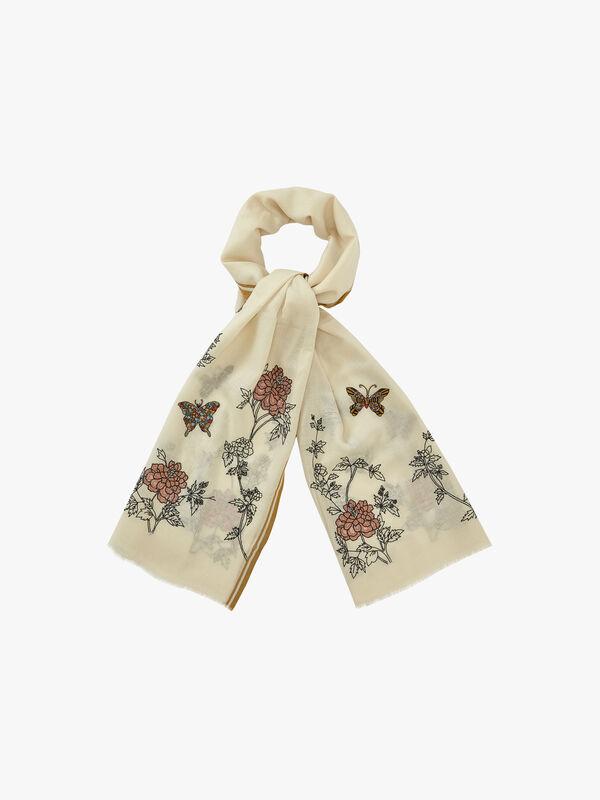 Butterflies  Shawl