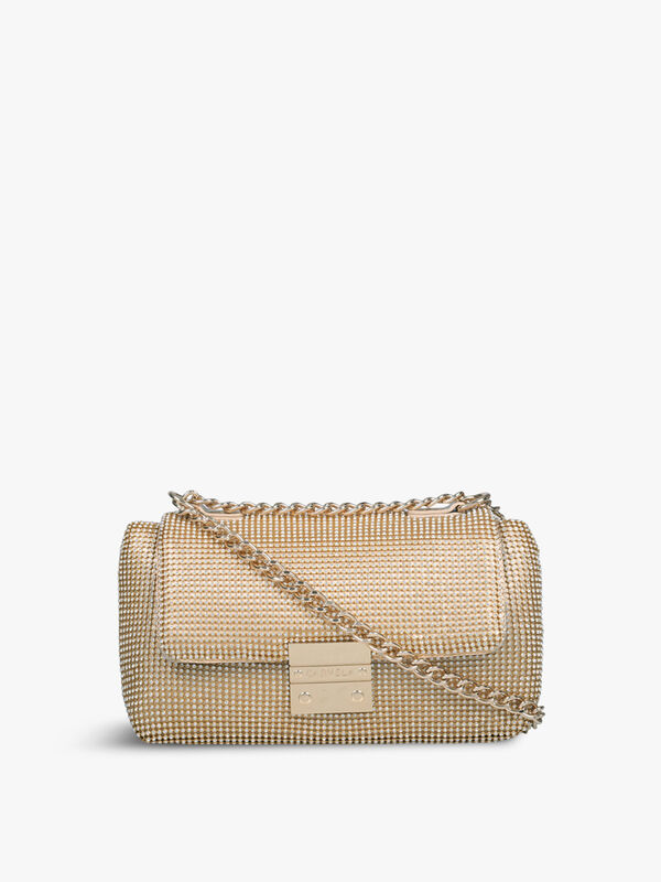 BAILEY SOFT QUILTED SHLDR