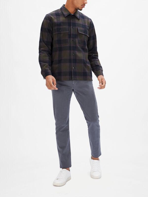 Franco Flannel Shirt